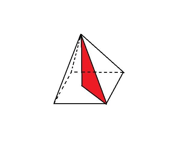 quadratische pyramide berechnen onlinemathe das mathe forum. Black Bedroom Furniture Sets. Home Design Ideas