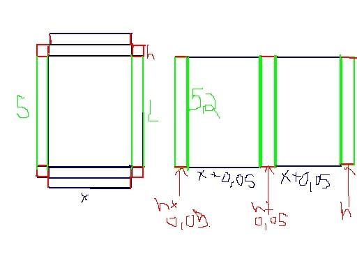 extremwertaufgabe streichholzschachtel onlinemathe das mathe forum. Black Bedroom Furniture Sets. Home Design Ideas